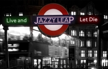 Jazzy Leap - Live and Let Die!