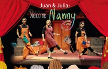 Juan & Julia. Welcome Nanny
